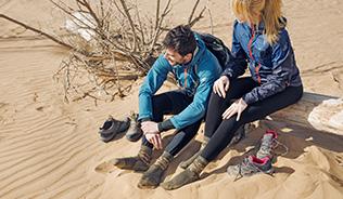 悍将运动袜百科:运动袜和普通的袜子有什么区别?