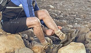 悍将运动袜百科:该怎样选择男士运动袜?
